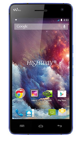 Wiko Highway 4G Specs, review, opinions, comparisons