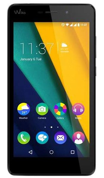 Wiko Pulp Fab 4G Specs, review, opinions, comparisons
