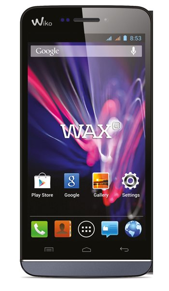 Wiko Wax Specs, review, opinions, comparisons