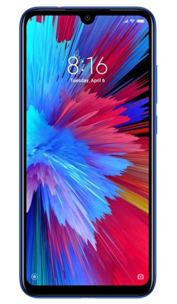 Xiaomi  Redmi Note 7S Specs, review, opinions, comparisons