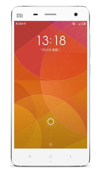 Xiaomi Mi 4 LTE Specs, review, opinions, comparisons