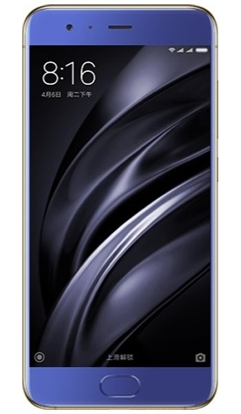 Xiaomi Mi 6 Specs, review, opinions, comparisons