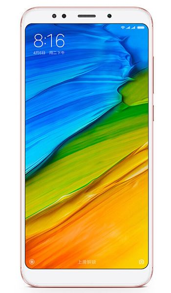 Xiaomi Redmi 5 Plus technische daten, test, review