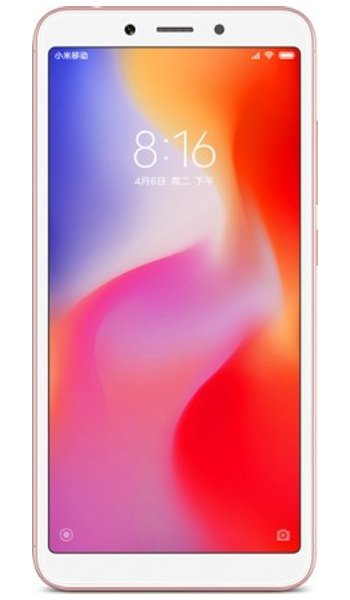 Xiaomi Redmi 6A Specs, review, opinions, comparisons