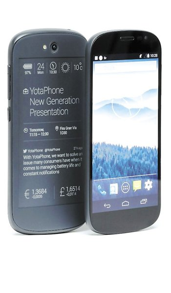 Yota YotaPhone 2 Specs, review, opinions, comparisons