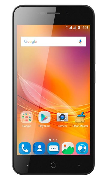 ZTE Blade A601 - Characteristics, specifications and features