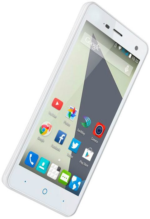 back zte blade l3 smartphone our website for