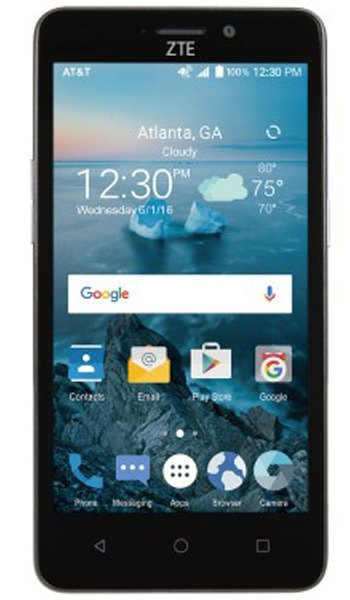 ZTE Maven 2 - Characteristics, specifications and features