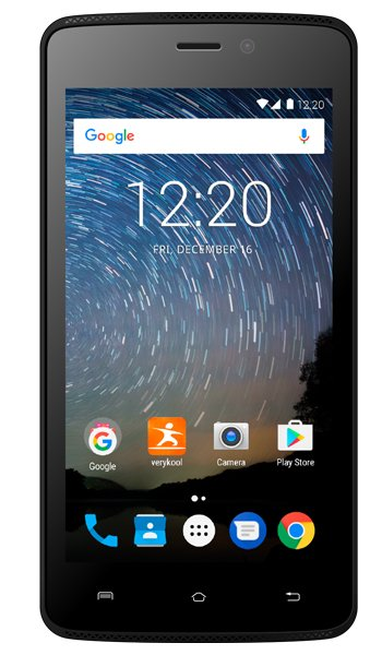verykool s4513 Luna II - Characteristics, specifications and features